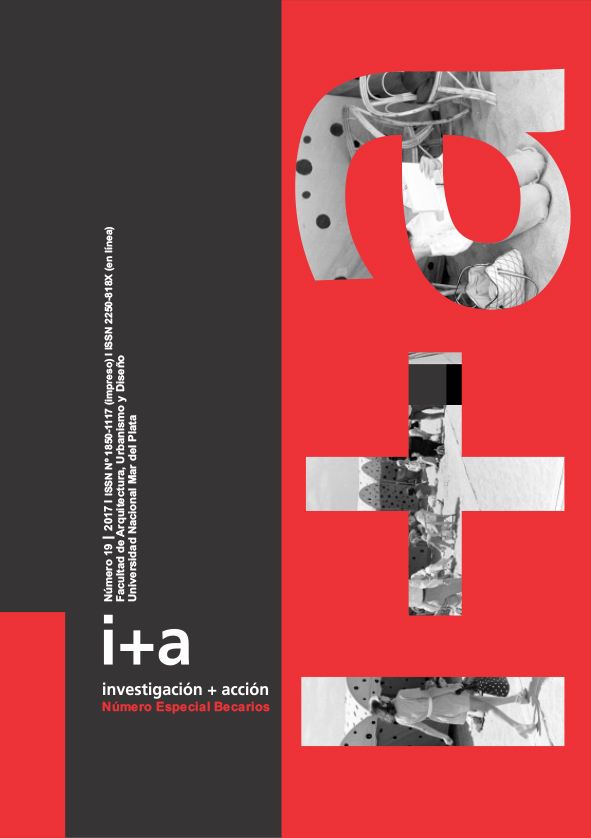 Investigación + Acción Año 20 Nº 19 2017
