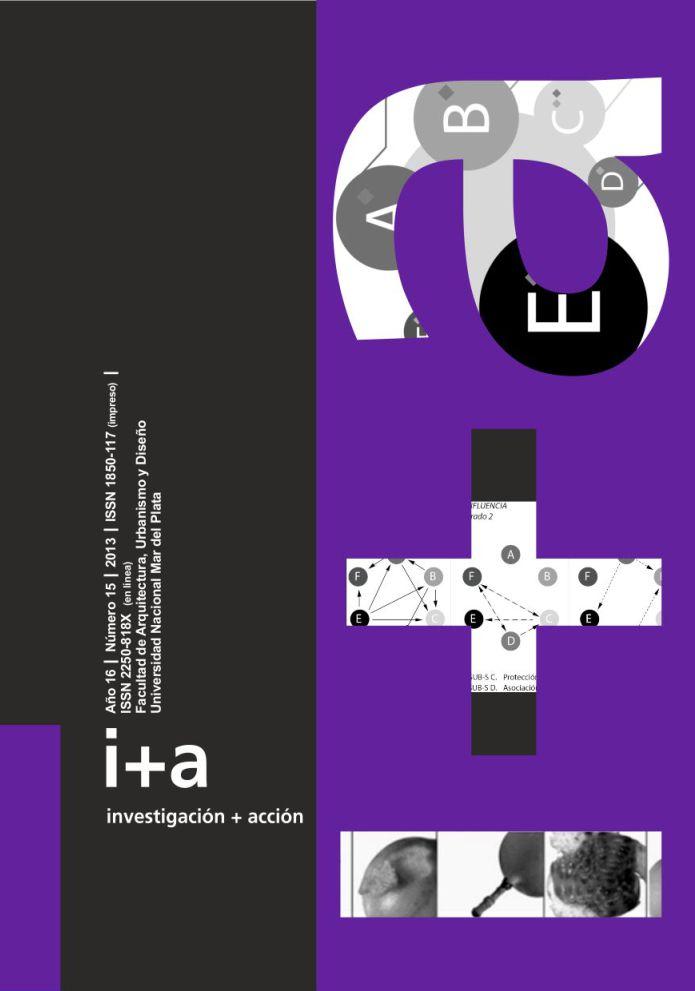Ver Núm. 15 (2013): Investigación + Acción