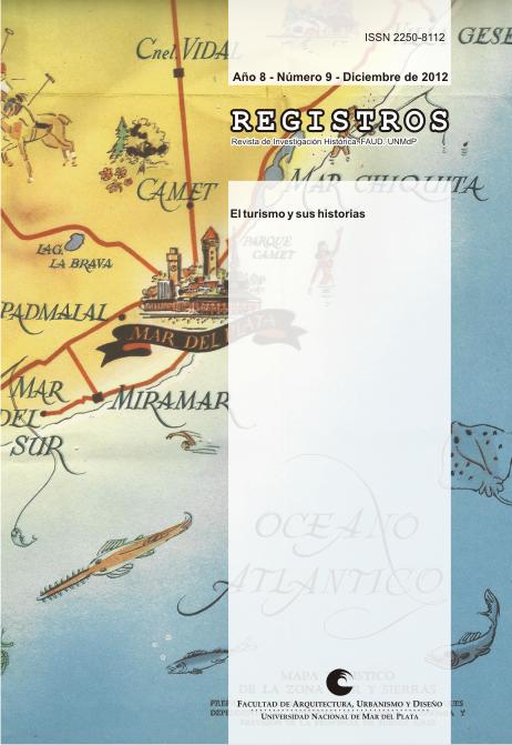 REGISTROS 9 (2012). El turismo y sus historias
